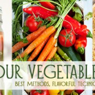 Love Your Vegetables Online Cooking Class
