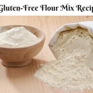 4 Gluten-Free Flour Mix Recipes