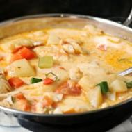 Thai Coconut Fish Soup