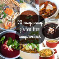 20 Gluten Free Soup Recipes