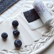 Blueberry Fruit Leather or Roll Ups
