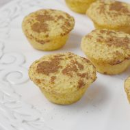 Apple Cinnamon 7up Muffins