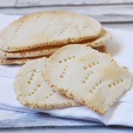 Matzah Crackers Dairy and Gluten Free