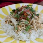 This recipe for Salsa Chicken will blow you away with how delicious a meal can be in such a short time with hardly any preparation.