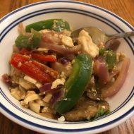 Thai Basil Chicken Stir Fry Dairy and Gluten Free