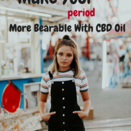 Make Your Period More Bearable With CBD Oil