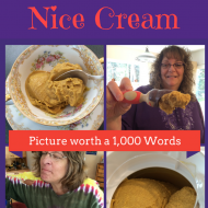 Pumpkin Dairy Free Ice Cream Recipe