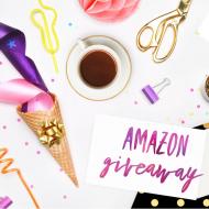 $200 Amazon Giveaway