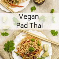 Pad Thai Vegan Gluten Free