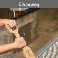 Great Scrape Woody Shovel Giveaway