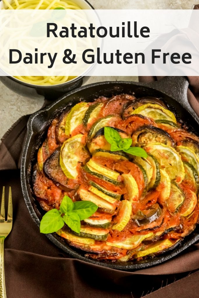 Ratatouille Dairy & Gluten Free