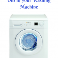 How to Use Essential Oils in Your Washing Machine
