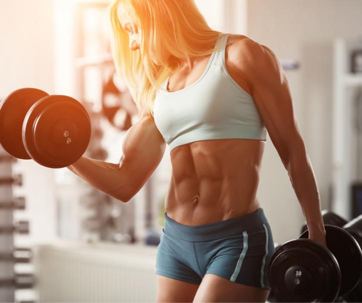 Bodybuilders' Secrets Revealed: How They Use CBD