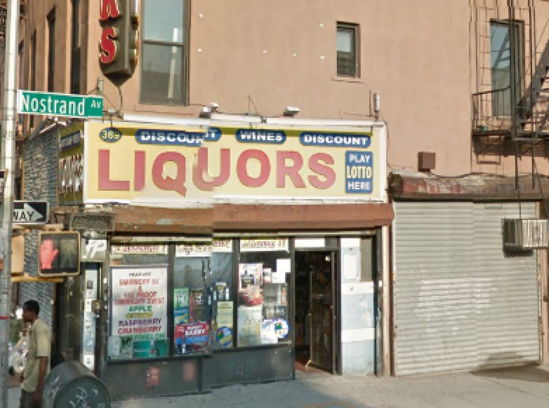 369 Nostrand Avenue,Brooklyn,New York,United States 11216,Commercial,1035