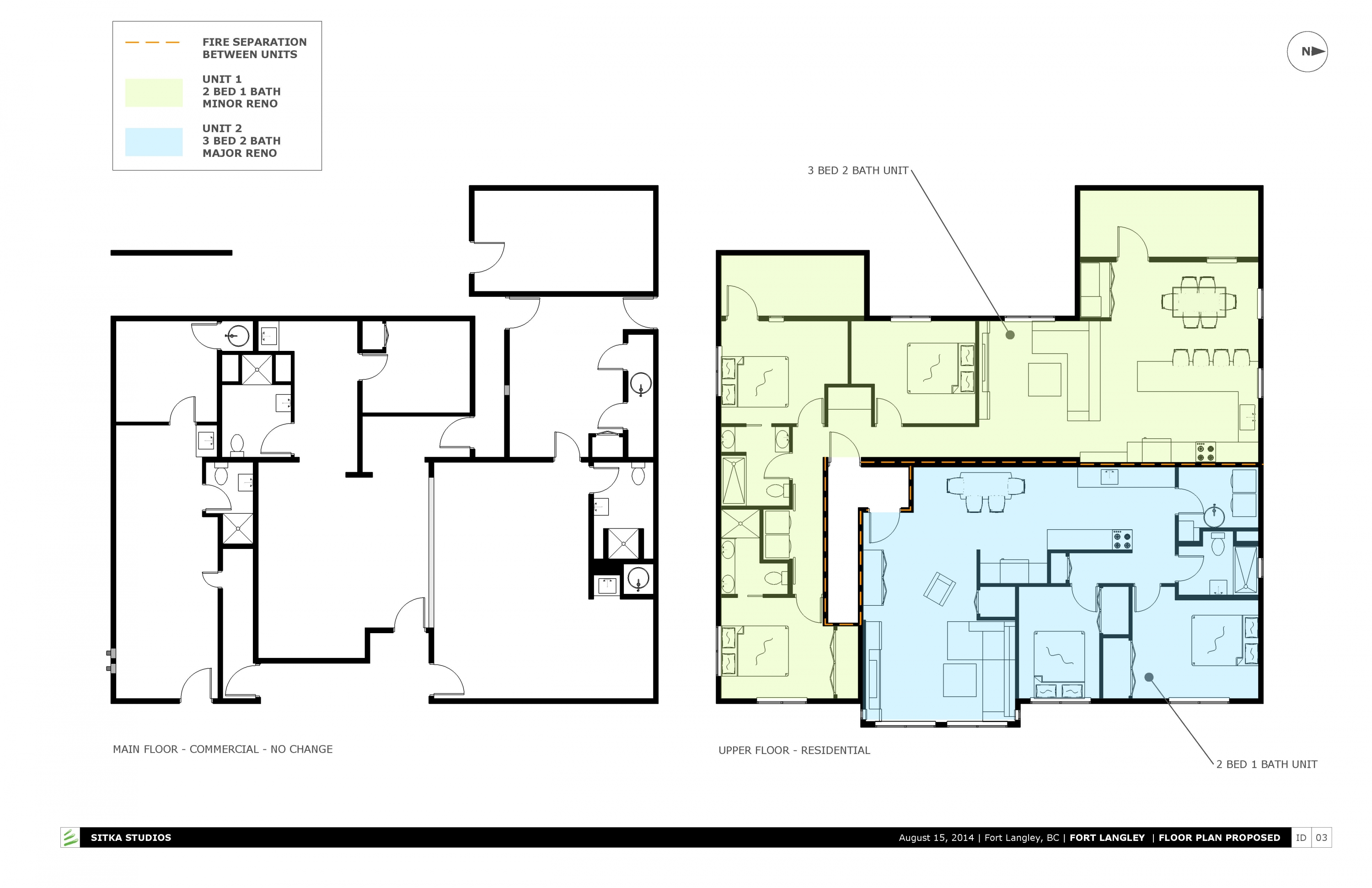 Concept Layout | Fort Langley Prospect