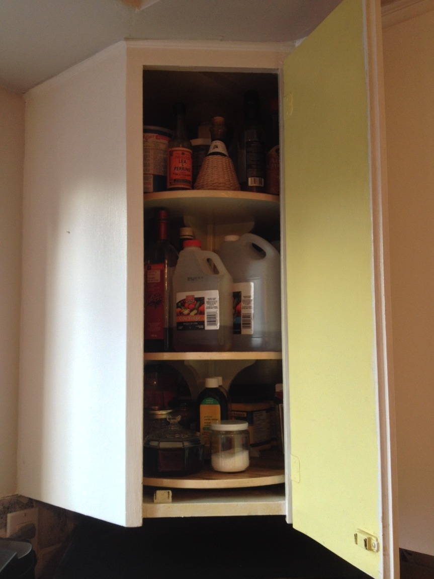 Lazy Susan Happiness