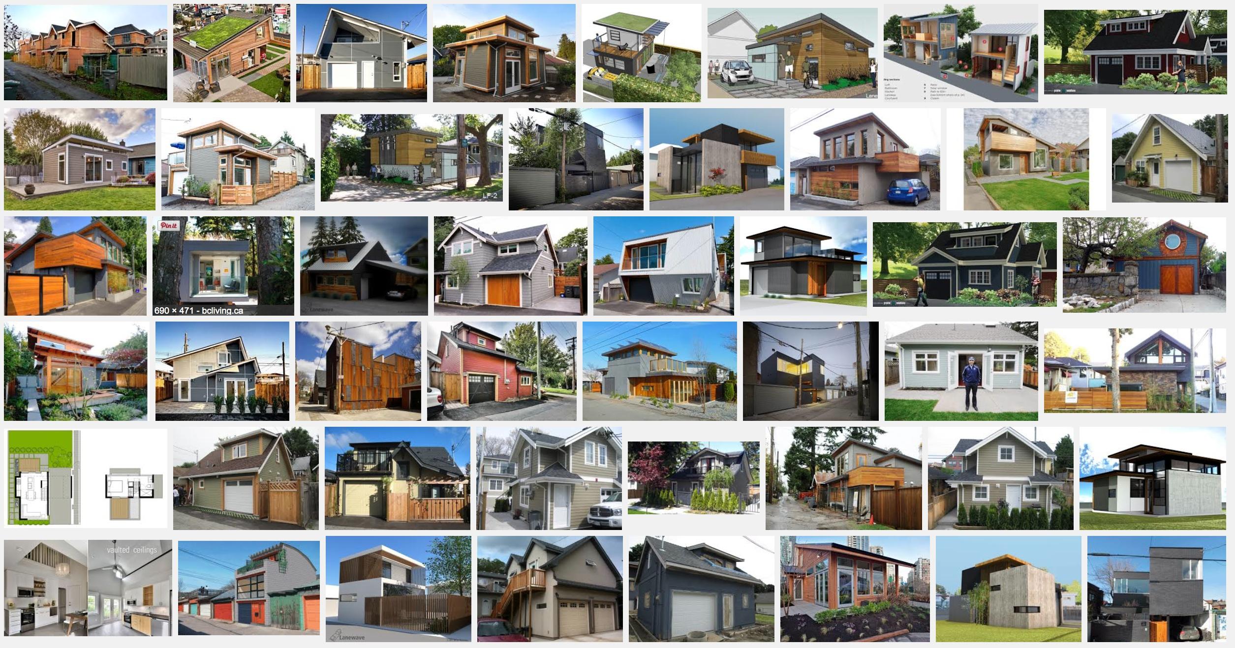 Laneway Housing