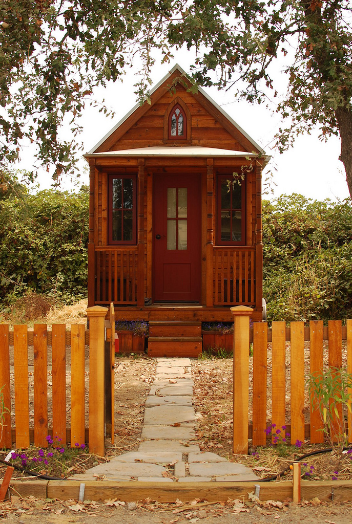 Tiny Houses + Construction Industry