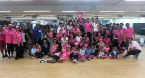 JNT Cares Pink Party