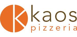 Kaos Pizzeria Denver Logo