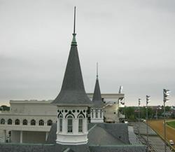 Churchill Downs Twin Spires
