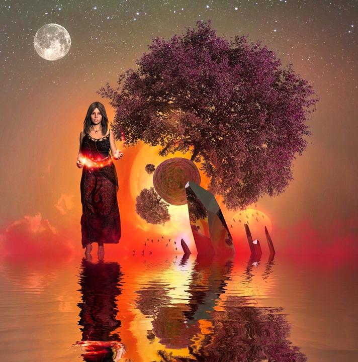 Siéntete Divina : el poder de la naturaleza está en ti con la menstruación