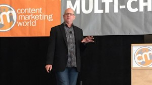 Content Marketing World - Loren-2015