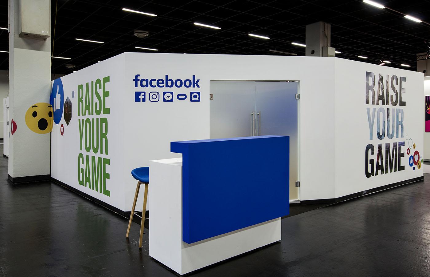 Gamescom Facebook 2017