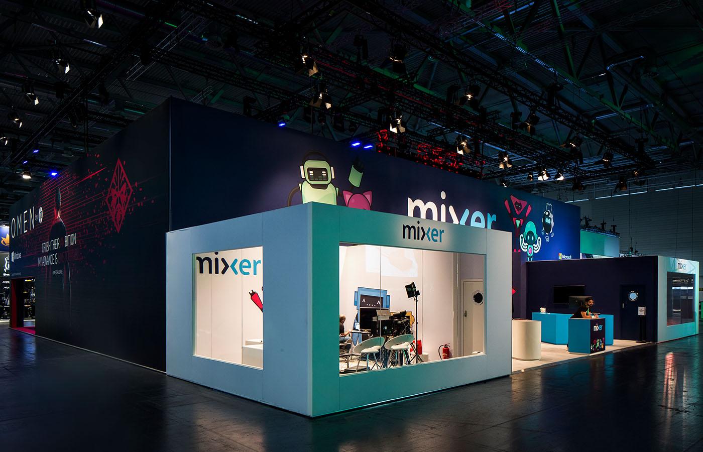 Gamescom Mixer 2017