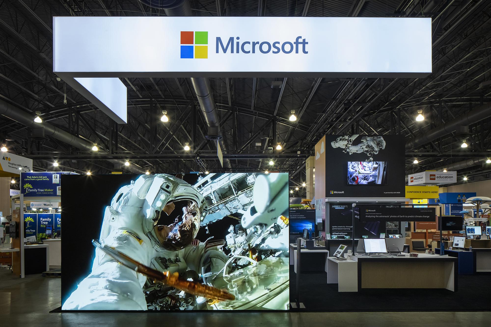 Microsoft ISTE 2019