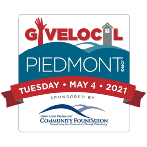 Give Local Piedmont Logo