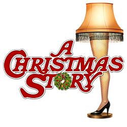 """Christmas Story and """"leg"""" lamp"""