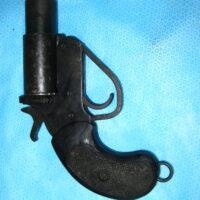 British Flare Gun Short Barrel