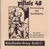 MP38/40 Denckler Manual