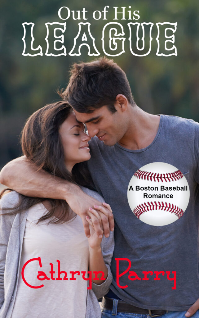 Book Cover: Out of His League: A Boston Baseball Romance