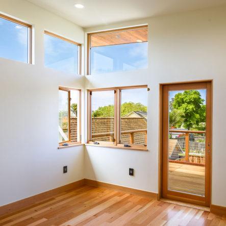 woodrow big windows and deck construction