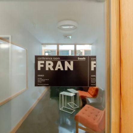 crossfit conference room design