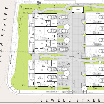 ocean and jewel plans and designs