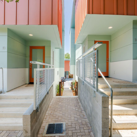 ocean and jewel entry ways multi family home