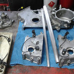 BMW M62 Timing Cover Parts