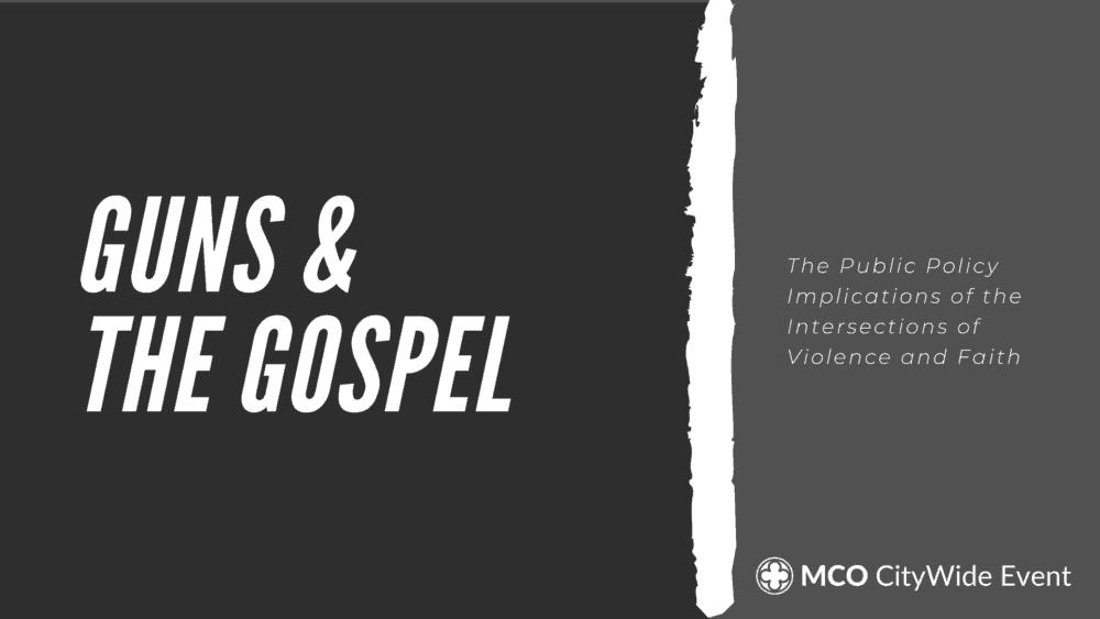 Guns & the Gospel Image