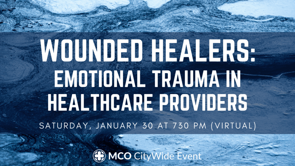 Wounded Healers: Emotional Trauma in Healthcare Providers Image