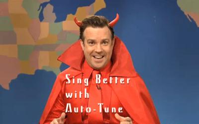 Is Auto-Tune Really the Devil
