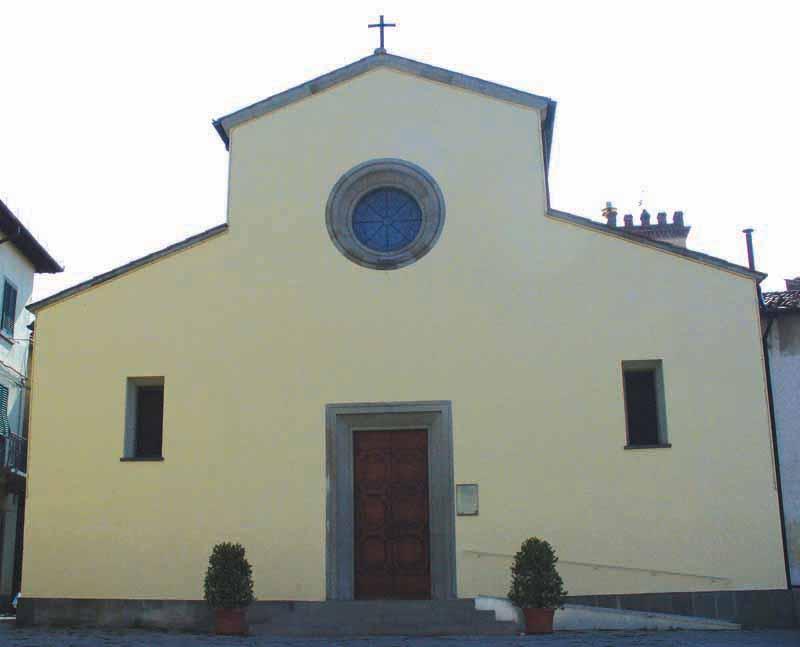 Pieve di San Giustino