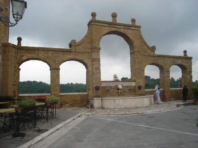 17de eeuwse fontein