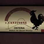 Eten in Firenze: Il Cantinone del gallo nero