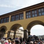 Bezoek de voor het publiek gesloten corridoio Vasariano