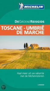 Michelin-Toscane-de-groene-reisgids