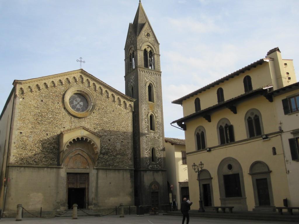 kerk van San Jacopo e Filippo
