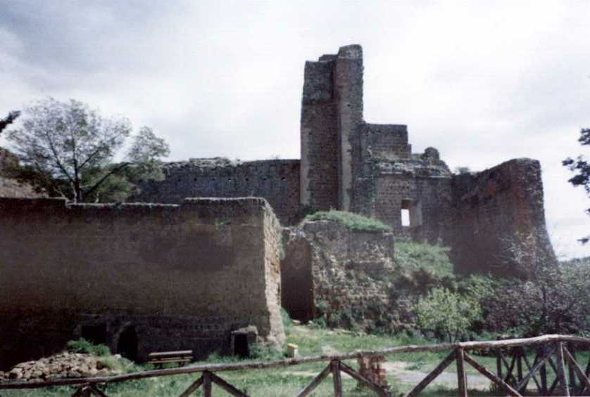 kasteel Rocca Aldobrandesca